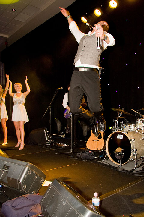 Corporate Entertainment Melbourne Top 40 Cover Band