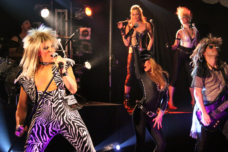 80s Cover Band Melbourne | Eighties Tribute Band | Big City Beat