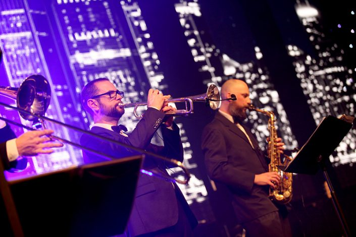 Corporate Entertainment Melbourne | Swing & BigBand