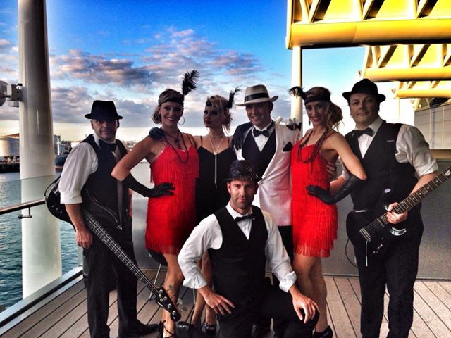 Gatsby Show | Corporate Entertainment Melbourne